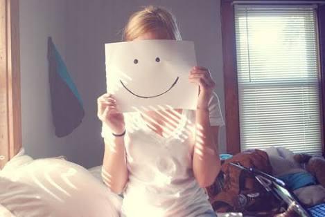 Cada um sabe a alegria e a tristeza que carrega dentro de si
