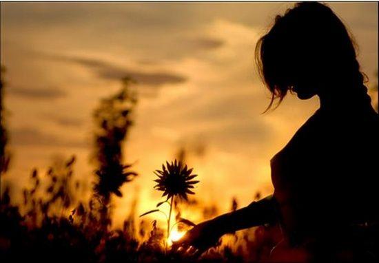 Ela não desacreditou no amor, só não aceitará brincadeiras com seu coração