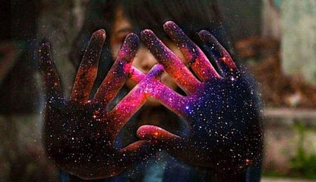 Somos migalhas de universo, poeiras de estrelas