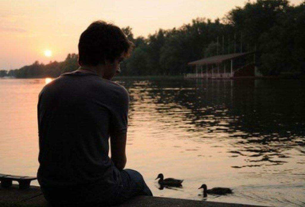 Eu corro o risco de ser louco só porque escolhi amar, porque preferi sentir