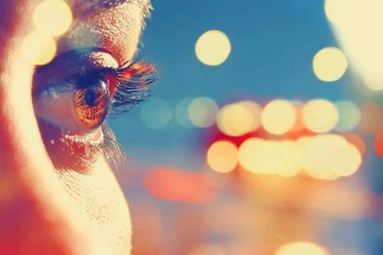 É preciso ver com as lentes do coração