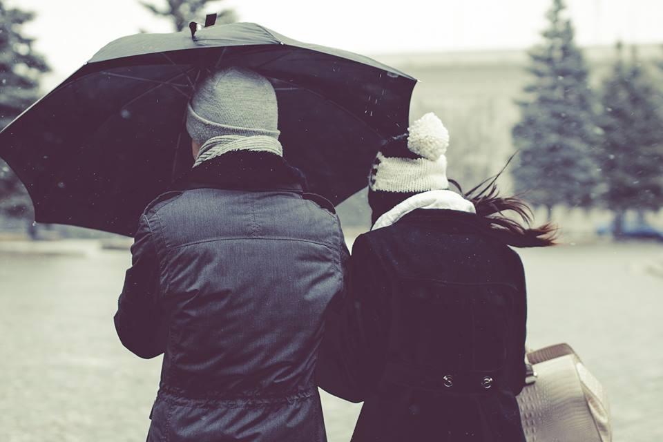 O frio é o cupido atento que se aproveita da fragilidade dos corpos para aproximar as almas