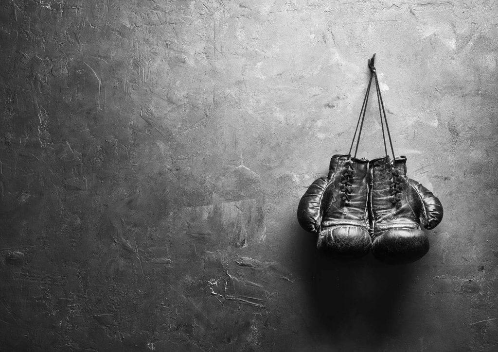 A vida é um boxeador mexicano te jogando nas cordas do ringue